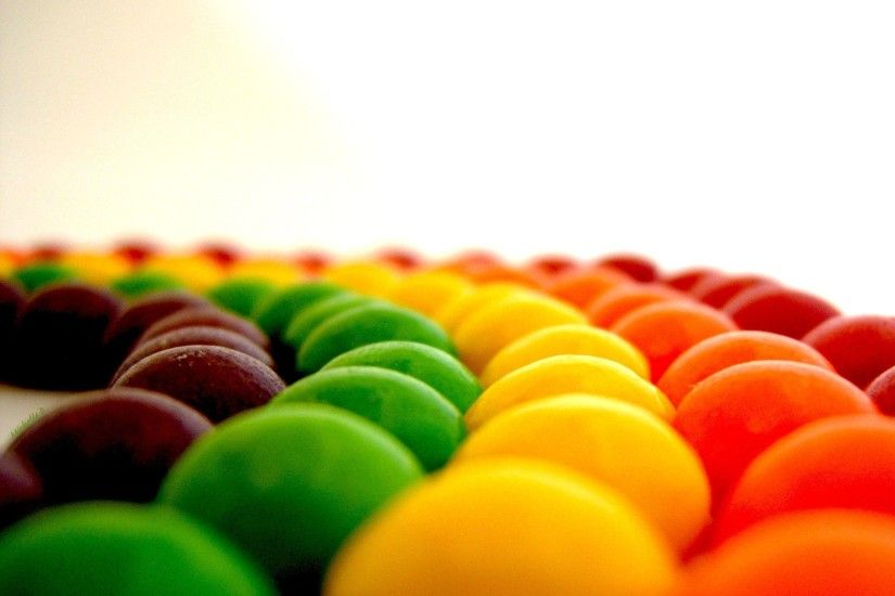 Images For > Skittles Wallpaper