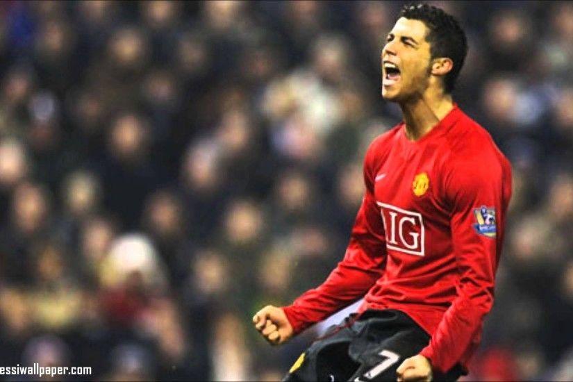 Manchester United Wallpaper Cristiano Ronaldo Manchester United Wallpaper