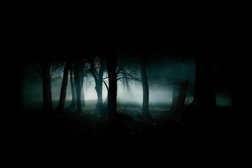 Scary Woods Desktop Background HD Wallpaper - Beraplan.