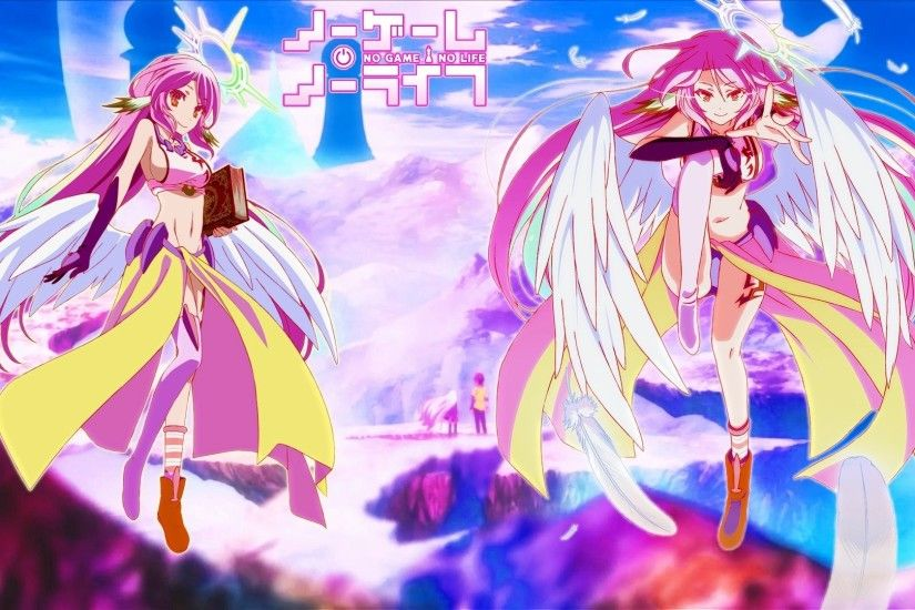 No Game No Life Shiro Sora Stephanie Dola · HD Wallpaper | Background  ID:658685