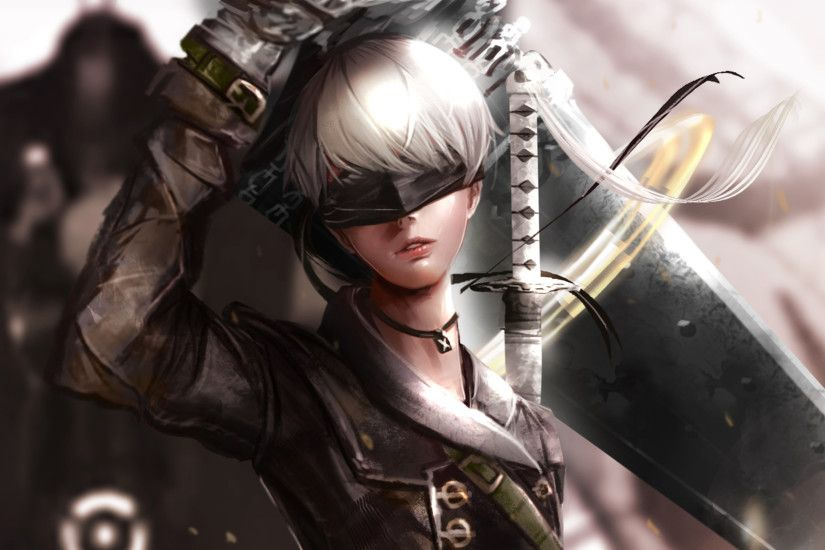 Video Game - NieR: Automata YoRHa No.9 Type S Wallpaper