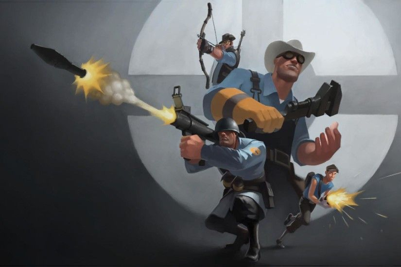 Wallpaper from Team Fortress 2