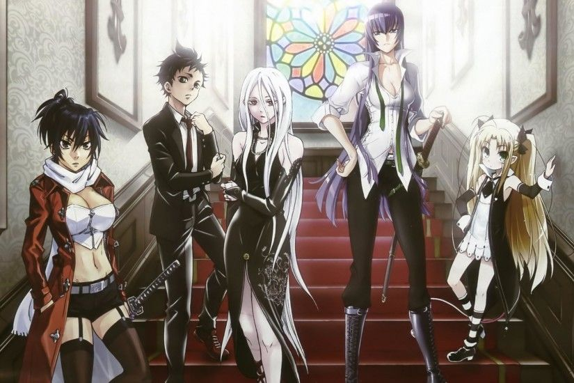 anime and deadman wonderland image