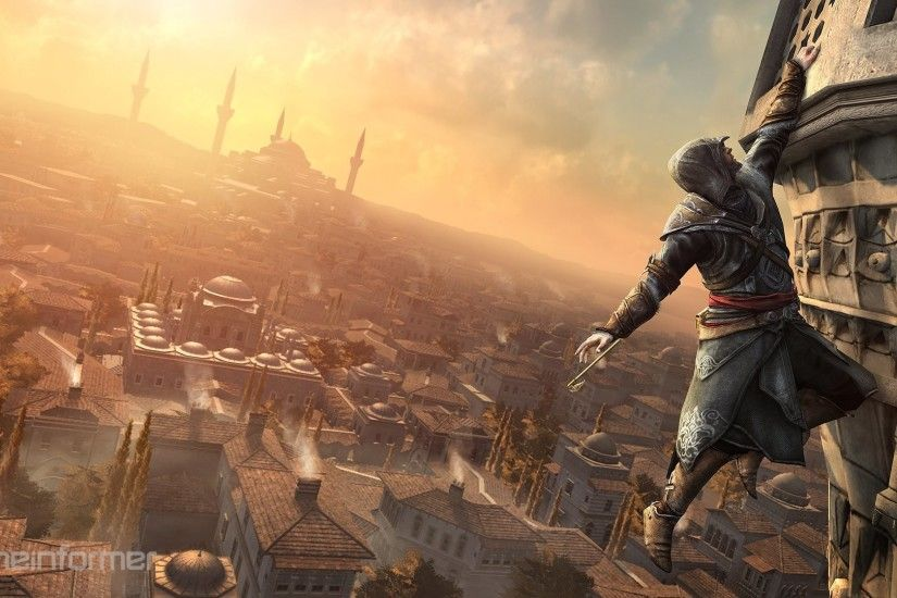 HD Wallpaper | Background ID:232244. 1920x1080 Video Game Assassin's Creed:  Revelations