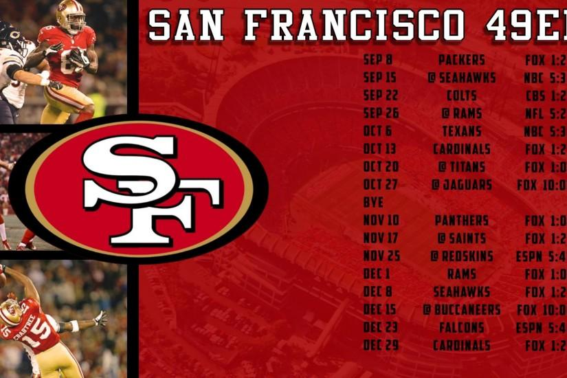 widescreen 49ers wallpaper 1920x1080