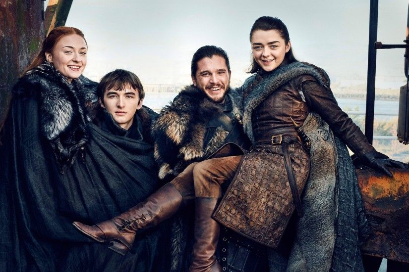 Game Of Thrones Season 7, Starks, Tv Series