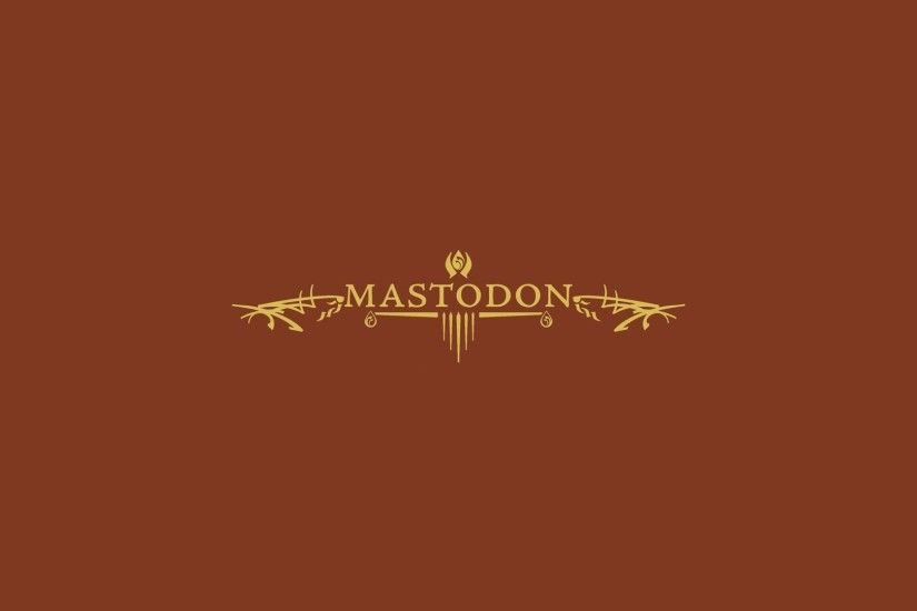 mastodon hunter wallpaper mastodon hunter wallpaper