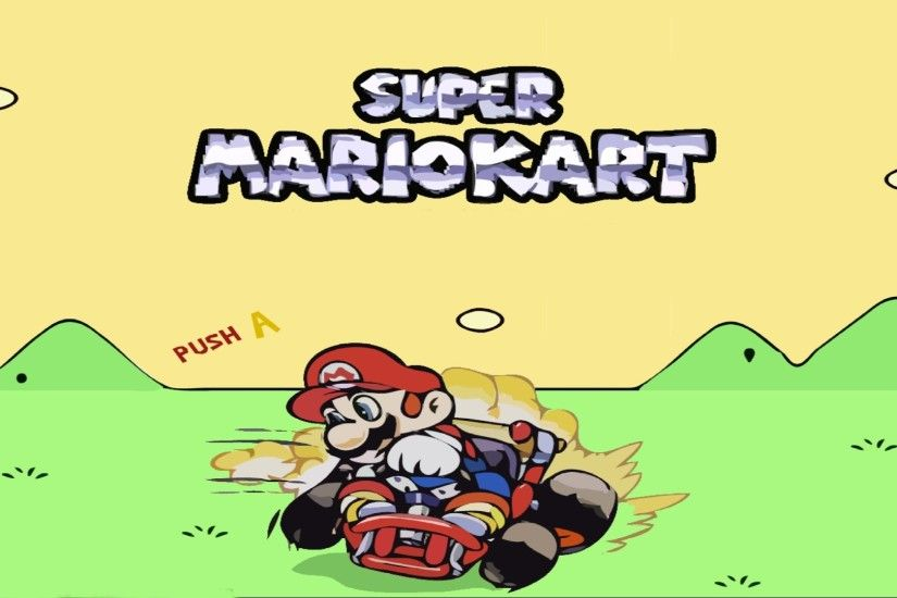 super mario kart wallpapers for mac desktop - super mario kart category