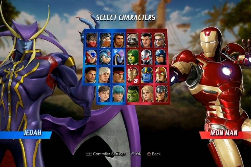 Capcom has debuted Darkstalkers' Jedah as the latest addition to Marvel vs.  Capcom: Infinite, with new gameplay showing the new character facing off  against ...