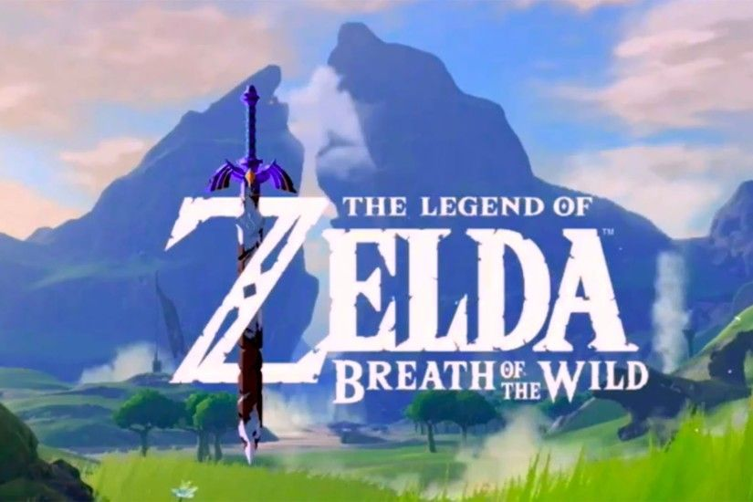 E3 2016 The Legend Of Zelda Breath Of The Wild Gameplay E3 2016 - YouTube
