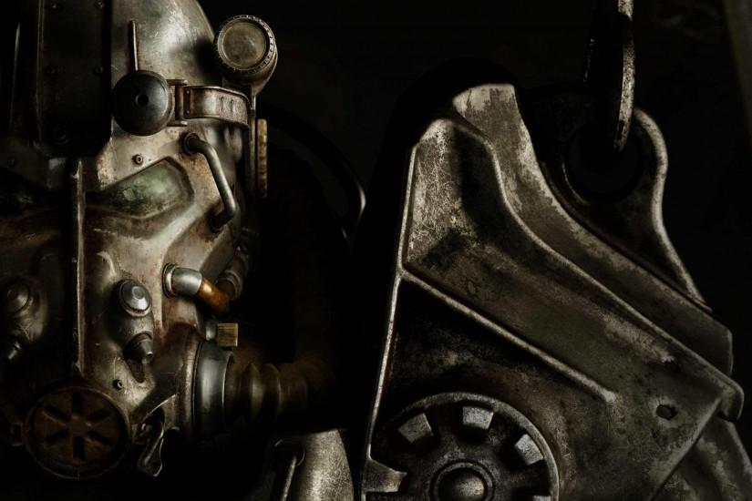 Fallout, Video Games, Fallout 4, Power Armor Wallpaper HD
