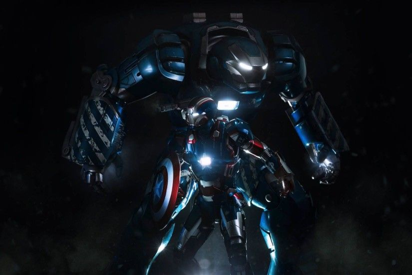 Iron Patriot Iron Man Wallpapers | HD Wallpapers