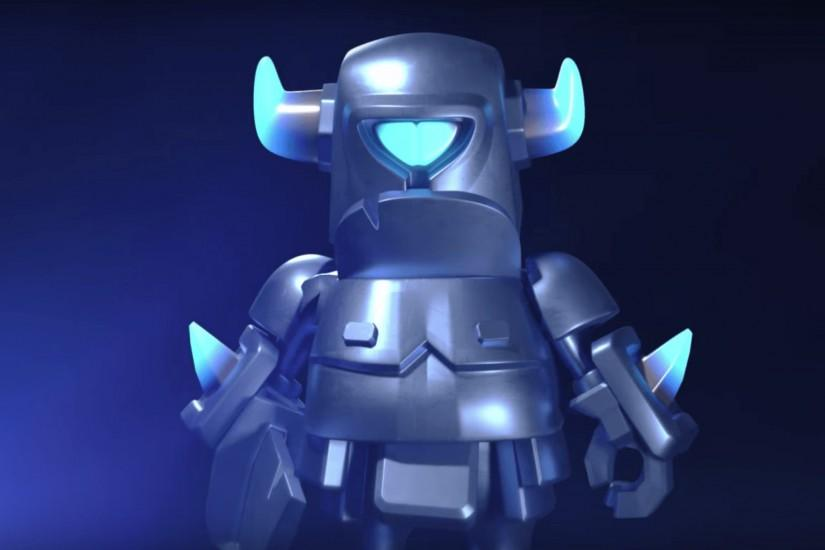 clash royale wallpaper pekka