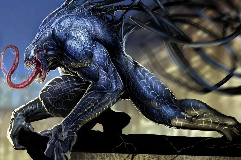 Venom, Comics, Marvel Comics Wallpaper HD