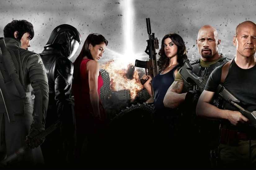 G.I. Joe: Retaliation wallpaper - Movie wallpapers - #