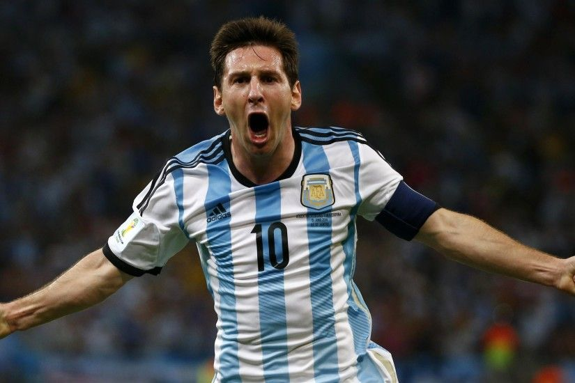 1920x1080 Messi Argentina HD 2015 Wallpaper