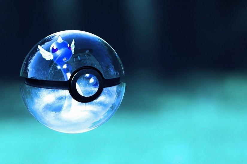 Pokeball HD Background.