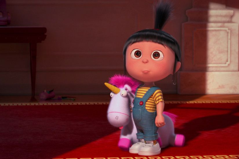 Agnes Despicable Me · HD Wallpaper | Background ID:507924