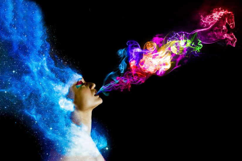 Trippy Smoke High Quality Resolution Wallpaper High Resolution Wallpaper  2000x1273 px 494.49 KB