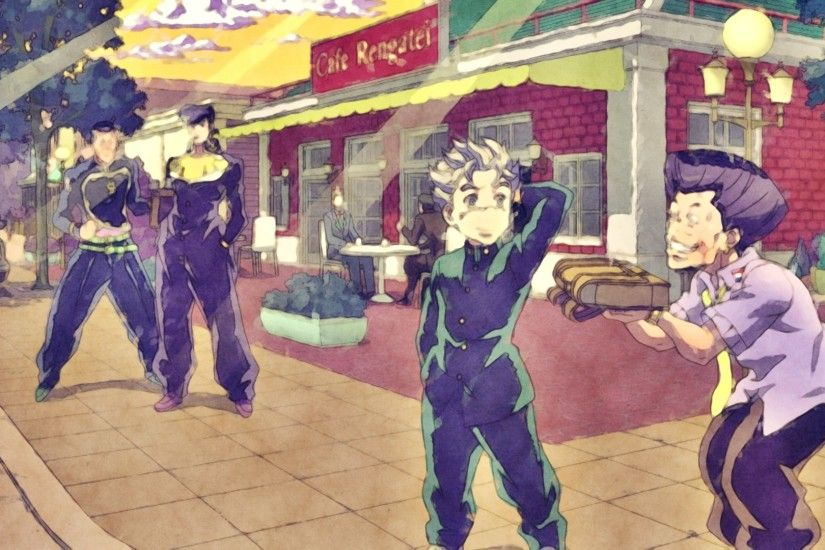 Pretty jojos bizarre adventure picture, 172 kB - Garfield Grant |  sharovarka | Pinterest | Jojo bizarre