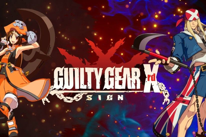 Video Game - Guilty Gear Wallpaper