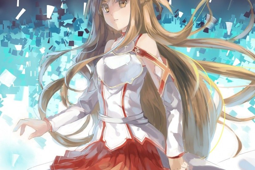 Anime Sword Art Online Sword Asuna Yuuki. Wallpaper 590179