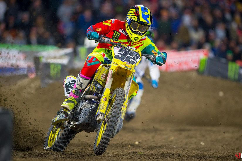 2017 Anaheim One SX | Wednesday Wallpapers