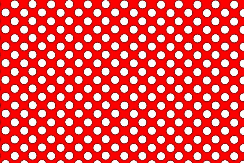 Hd Wallpaper Polka Dot Card Stock Wallpapers For Gt Red Dots