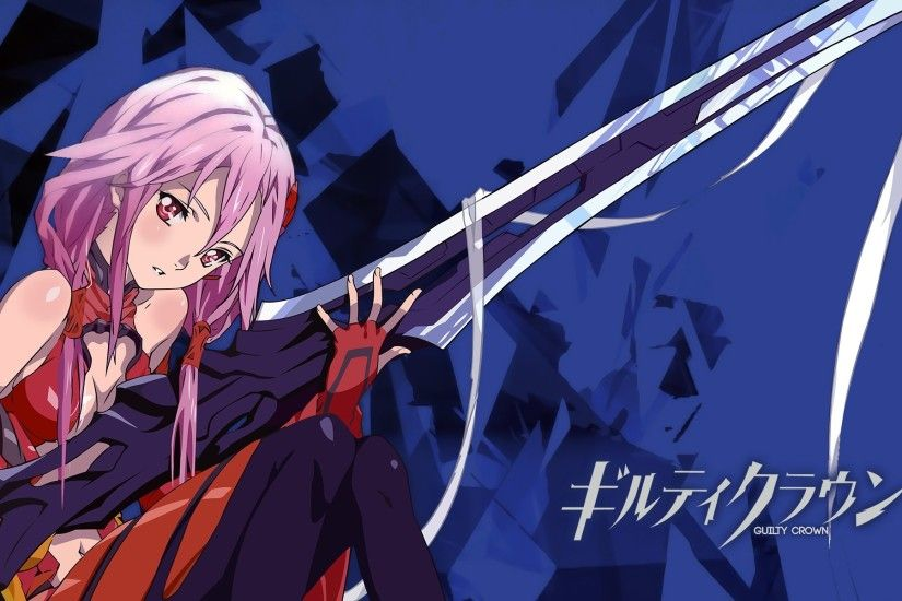 #1462801, guilty crown category - wallpapers free guilty crown