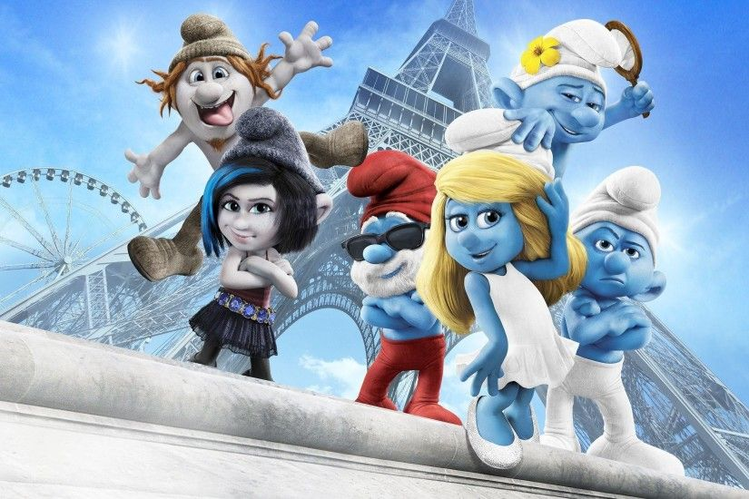 The Smurfs 2 photos