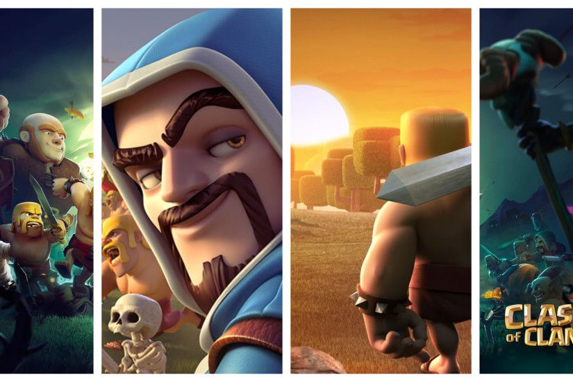 Clash Of Clans ~ Full HD Wallpapers!
