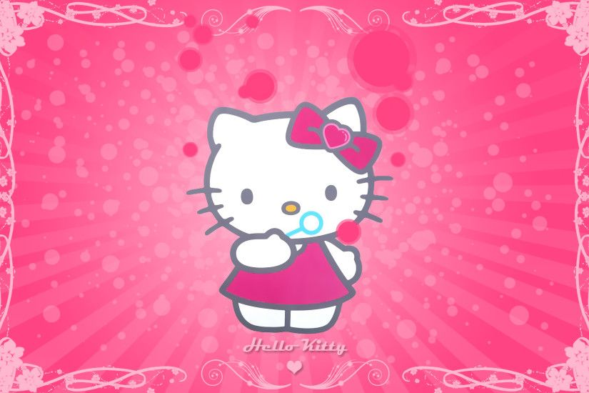 stunning hd hello kitty image