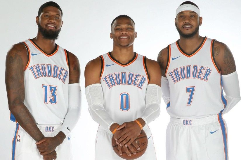 The Oklahoma City Thunder's roster remodel was a big hit among NBA GMs.
