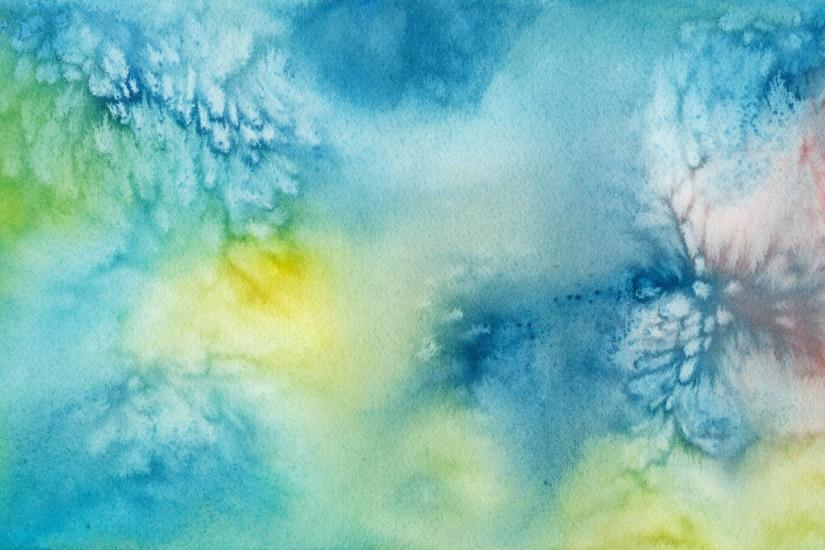 Free Watercolor Textures Wallpapers