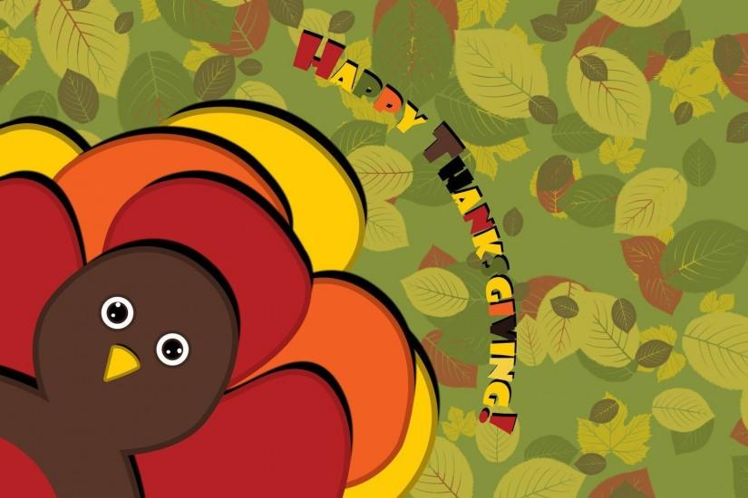 Cute Thanksgiving Wallpaper HD