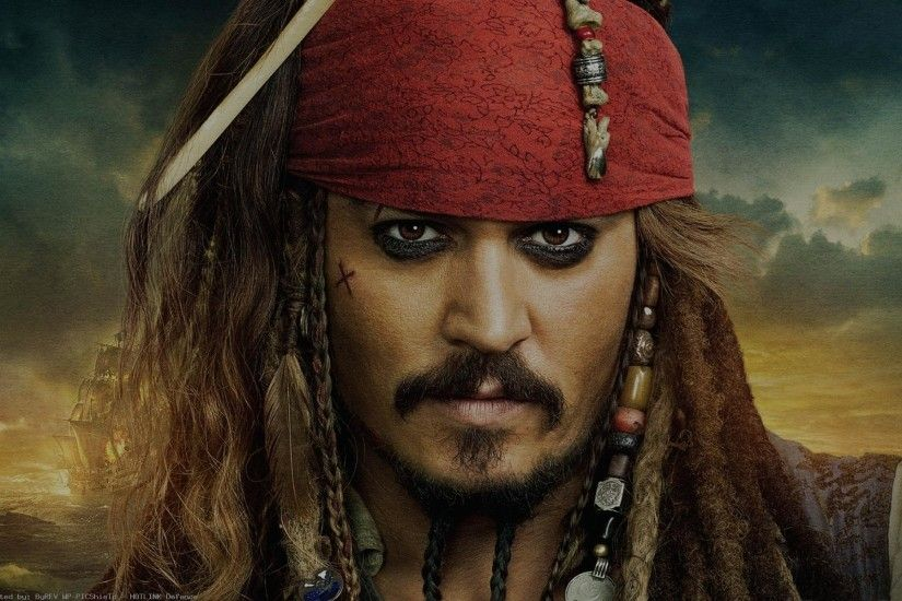 Captain Jack Sparrow Wallpapers HD