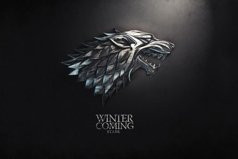 Game of Thrones Wallpaper winter is coming by melaamory