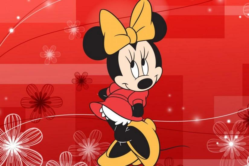 Minnie Mouse Computer Wallpaper