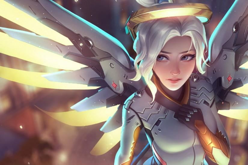 mercy overwatch wallpaper 2048x2048 samsung galaxy