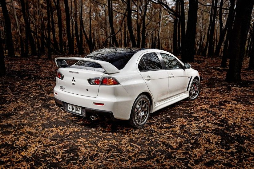 Mitsubishi Lancer Evolution X Wallpapers - Wallpaper Cave