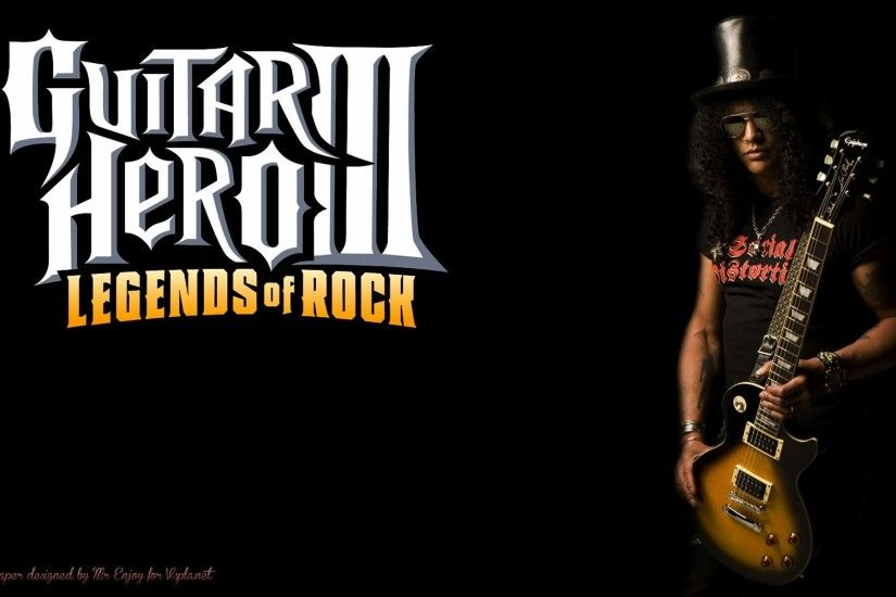 GUITAR HERO music guitars heavy metal rock hard 1ghero rhythm guitarhero  poster slash guns roses wallpaper | 1920x1200 | 644802 | WallpaperUP