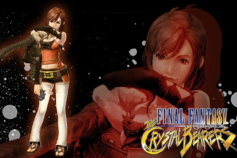 Final Fantasy Crystal Chronicles - The Bearers 377844