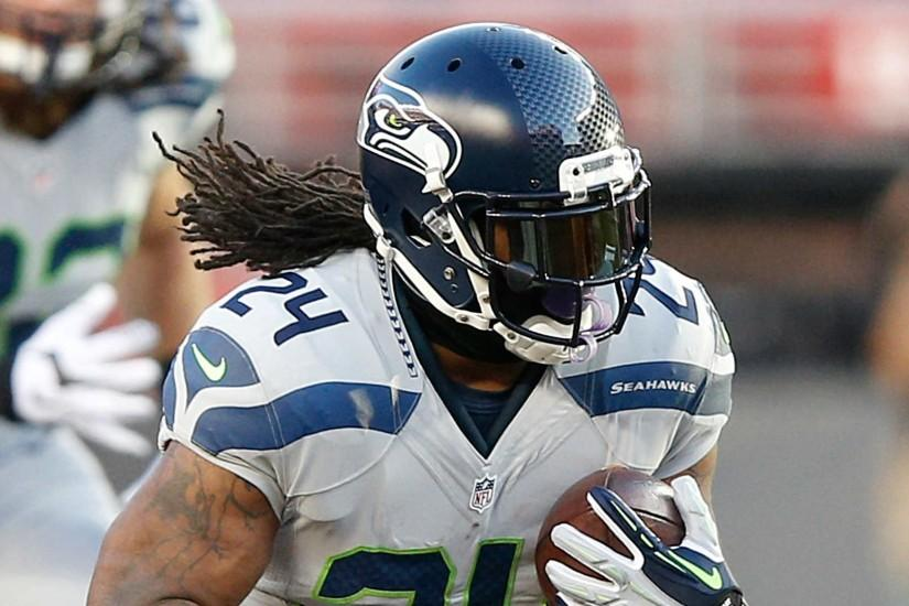 Marshawn Lynch tells friends he's retiring from the NFL, report says | NFL  | Sporting News