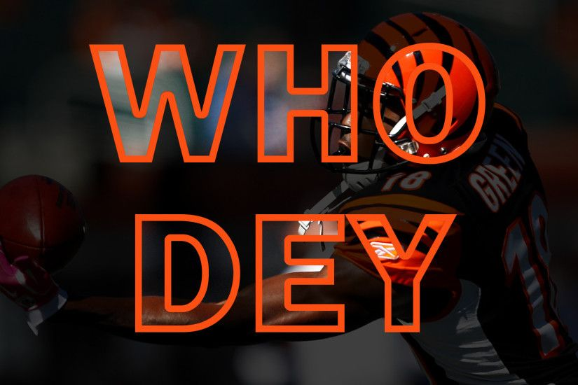 Hey Bengals, dropping by with a wallpaper. Let me know what you think. Feel  free to leave requests.
