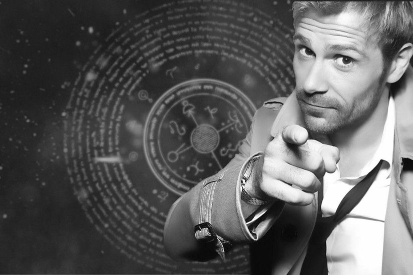 Constantine - Wallpaper by Gooldy on DeviantArt matt ryan actor | Matt Ryan  - Constantine (NBC) Photo (37914564 .