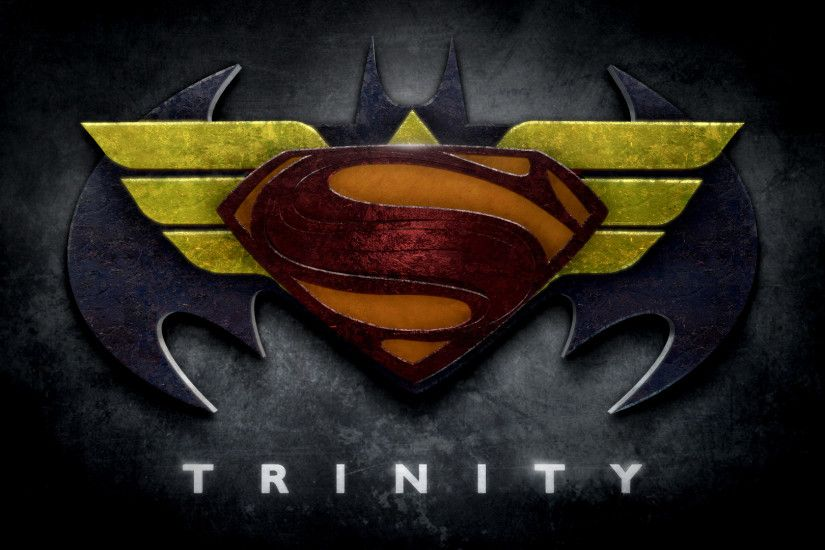 "Wonder Woman · ""Trinity"" stylized logo http://www.redbubble.com/people"