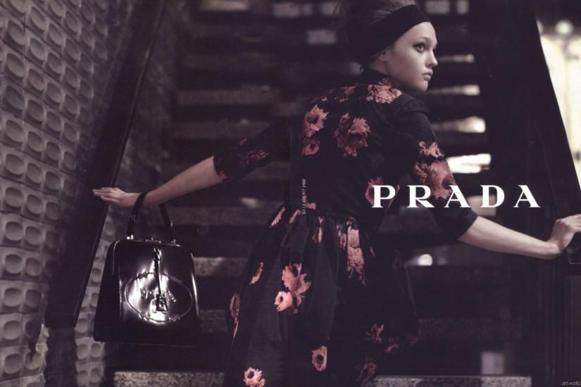 Fashion, Prada, Wallpaper