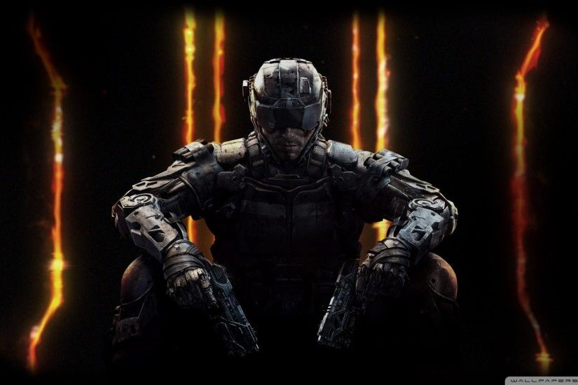 Call of Duty Black Ops 3 HD Wide Wallpaper for Widescreen