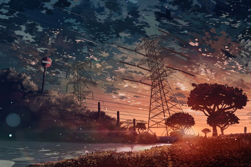Anime 2123x1195 5 Centimeters Per Second anime