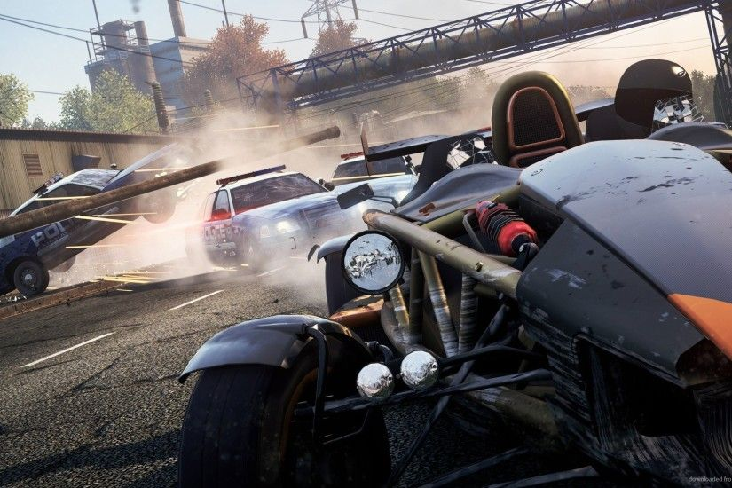 Ariel Atom V8 Need For Speed Most Wanted 2012 Video Game Games